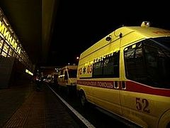 In Kazan taxi drivers take relatives of plane crash victims free of charge