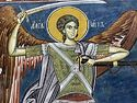 Свети Архистратиг Михаил и остале Силе небесне бестелесне