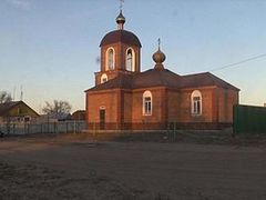 18th-century Cross stolen from a Church in West Kazakhstan