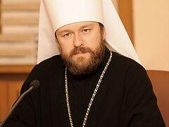 Митр.Иларион: Возможность встречи между Папой и Патриархом становится все более реальной