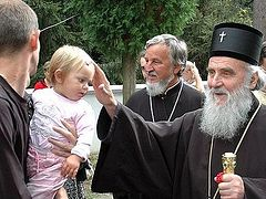 Patriarch of Serbia: