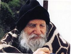 Elder Porphyrios ( Bairaktaris), a Short Biography