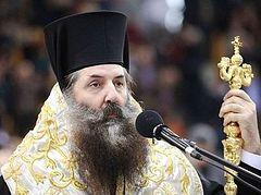 Митрополит Пирея Серафим: «Гомосексуализм – смертный грех»