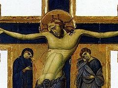 Two Crucifixes destroyed in churches of Toscana