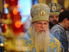 Преставился ко Господу архиепископ Костромской и Галичский Алексий