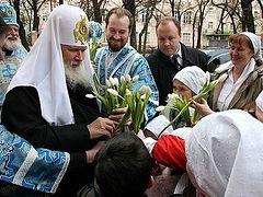 Сергей Кравец: «Всякая беседа с Патриархом давала новые силы»