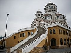 First service in Sochi church built for the Olympics to be celebrated on Christmas