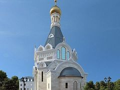Construction of first Orthodox Church in Strasbourg begins