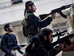 'Whole families murdered': Syrian rebels execute over 80 civilians outside Damascus
