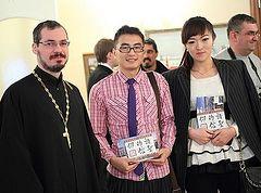 Фильм «Вера святых» на китайском языке представили в Хабаровске