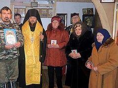 На самый бедный приход епархии отправился в день святителя Николая епископ Карасукский Филипп