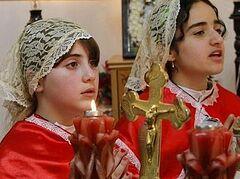Рождество Христово становится праздником для всех граждан республики Ирак