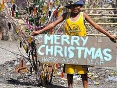 Christmas in Tacloban: Filipinos Celebrate Amid the Wreckage
