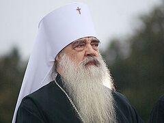Митрополит Минский Филарет почислен на покой и назначен почетным Патриаршим экзархом всея Беларуси