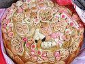 Традиција шарања славских колача у Ораховцу и Великој Хочи