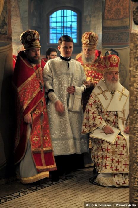Рукоположение во священника