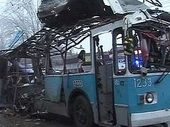 Consecutive Volgograd suicide bombing kills at least 14