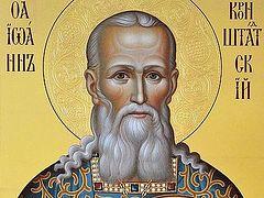 Чудеса св. Иоанна Кронштадтского