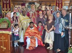 Russian Orthodox Church Outside Russia established in India with Deacon Fr Silouan being Ordained