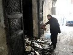 Fire of extremism devours decades-old library in Lebanon