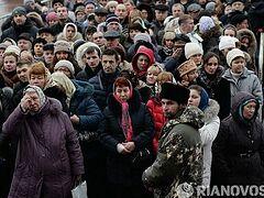 Очередь к Дарам волхвов в Москве движется динамично
