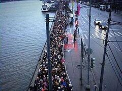 12 января к Дарам волхвов пришли 47 тысяч человек
