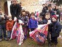 Пакетићима обрадовали децу у Ораховцу