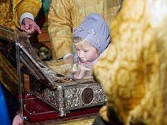 Дарам волхвов в России за десять дней поклонилось 585 тыс. верующих