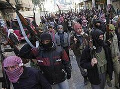 Экстремисты в Сирии готовят