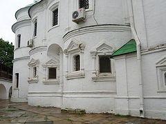 О могиле Куманиных в Даниловом монастыре