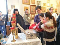 В Минске Дары волхвов были принесены в Центр детской онкологии