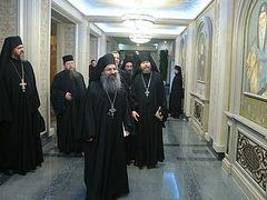 Cекция Рождественских чтений, посвященная монашеству, прошла в Сретенском монастыре