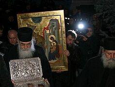 Дары волхвов прибыли в Крым