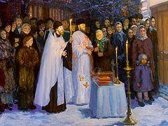 20-летие восстановления монашеской жизни в Сретенском монастыре