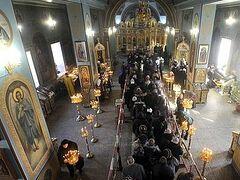 В России, Белоруссии и на Украине Дарам волхвов поклонились более 1,6 млн человек
