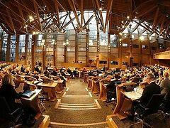 Парламент Шотландии легализовал однополые браки