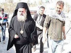 Archbishop Theodosius of Sebaste visits village founded near ancient monastery