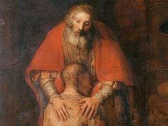 Притча о милосердном Отце