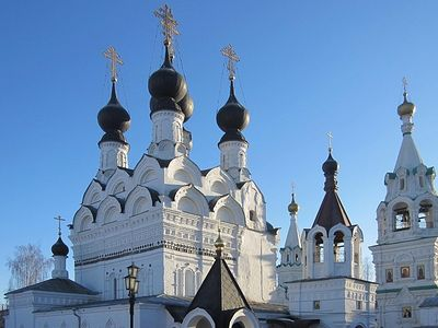 Russia asks: What good is a street that does not lead to a church?