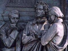 Украина и Россия – Гоголь и Пушкин