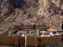 Египет: власти опровергли информацию о подготовке терактов в монастыре св. Екатерины