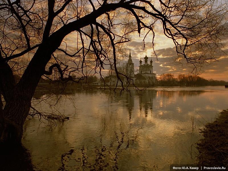 Иконописное село Холуй