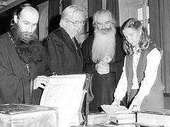 О митрополите Питириме и его архиве