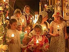 Материнские заметки: В ожидании чуда воскресения Спасителя