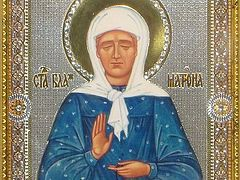 Miracles of St. Matrona in Our Days