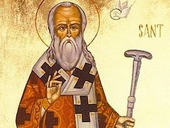 Holy Hierarch David, Patron Saint of Wales