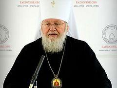 Послание митрополита Илариона по случаю 80-летия основания Восточно-Американской епархии