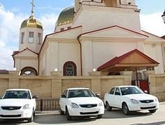 Chechnya leader gives priests cars and salaries