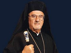 Memory Eternal! His Eminence Metropolitan Philip