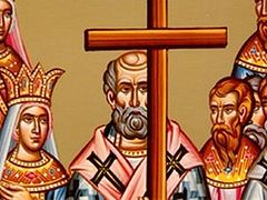 The Third Sunday of Great Lent: Sunday of the Veneration of the Holy Cross